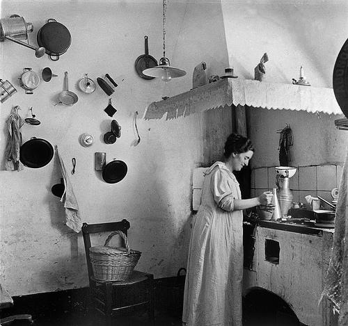 Lengua castellana - Fotos de cocinas antiguas ...
