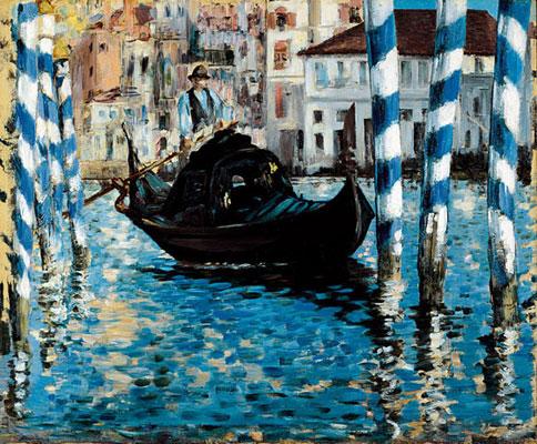 venecia-0008-edouard-manet-el-gran-canal-de-venecia-1874-fundacion-beyeler