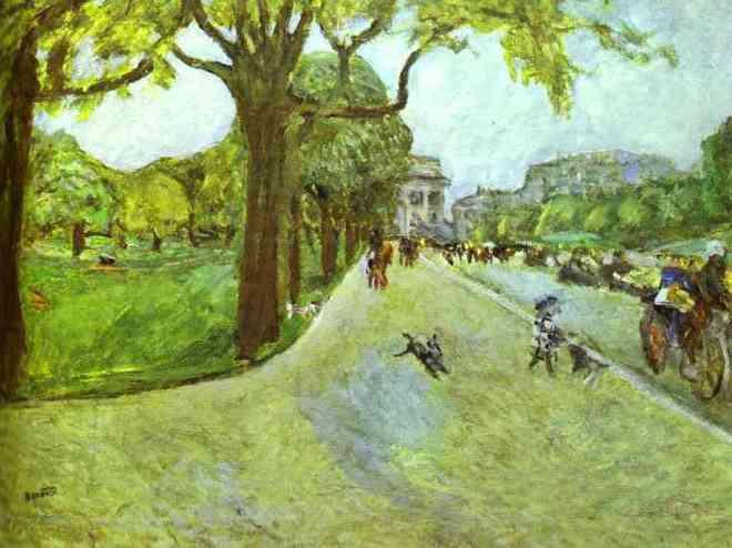 paris-aa-avenida-del-bois-de-boulogne-por-pierre-bonnard-1912-1914-coleccion-privada-olgas-gallery