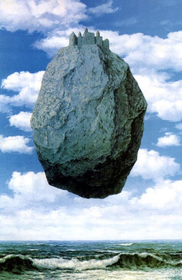 Magritte.-1.-castillo en los pirineos.-1959.-museumsyndicate