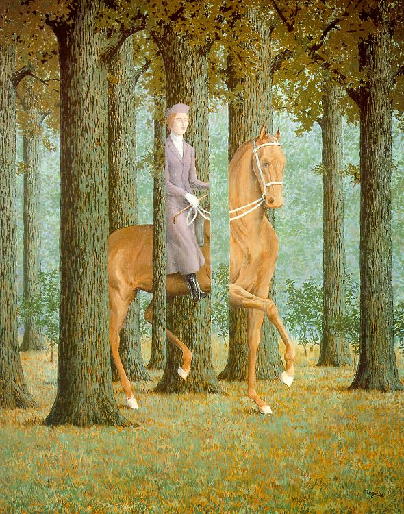 magritte.-5.-Le Blan-Seing.-1965.-museumsyindicate