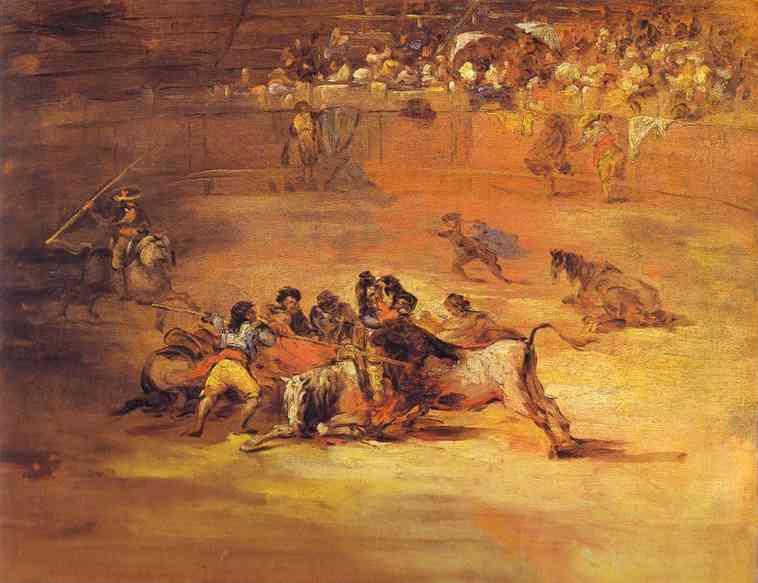 toros-www-escena-de-toros-por-francisco-de-goya-1824-museum-syindicate