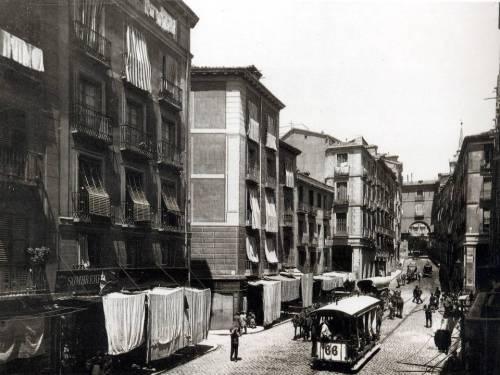 CALLE  DE  TOLEDO.-MADRID