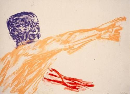 orador.-1.-por Leon Golub.-1965.-artnet
