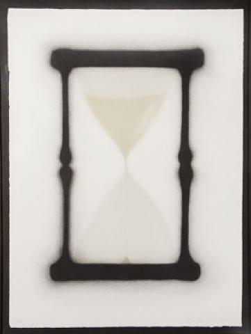 tiempo.-56IIH.-por Ed Ruscha.-1988.-Jealus Gallery.-London.-artnet