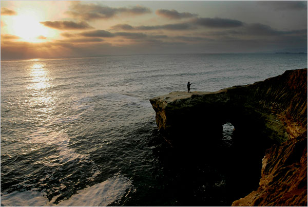 weekend in San Diego.-foto Sandy Huffaker.-The New York Times