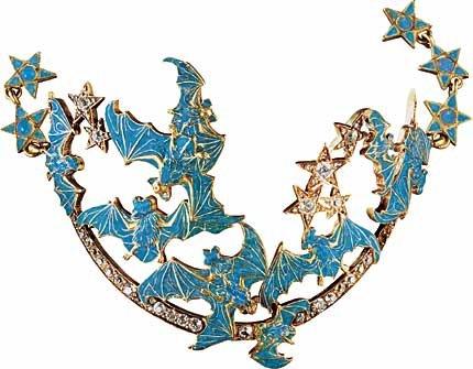 lujo H.-brazalete 1898-1899.-René Lalique.-oro, diamantes.-Musee Arts Décoratifs.