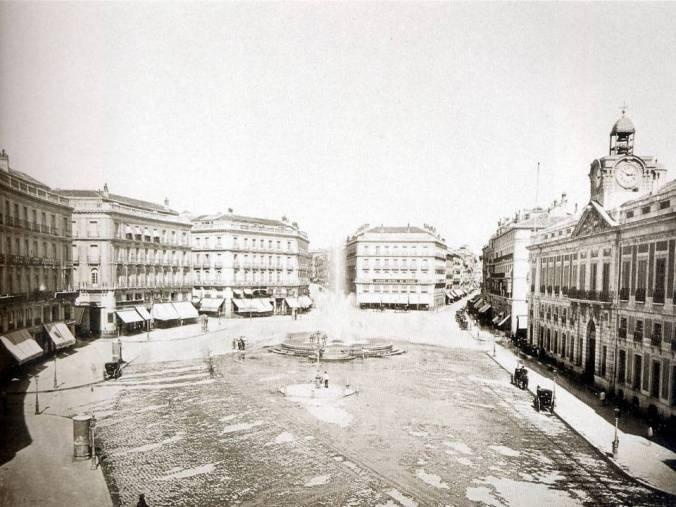 Puerta del Sol.-1970.-E