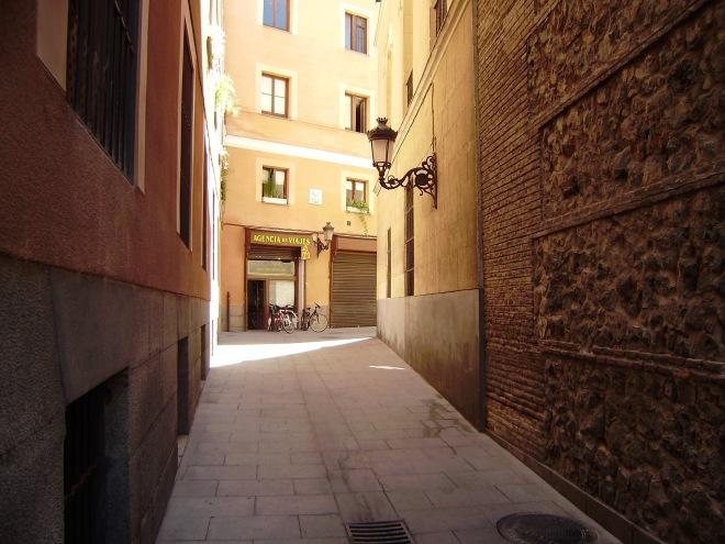 calle del Codo.-A