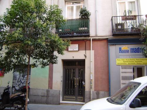 Casa de Alejandro Sawa.-Conde Duque 7