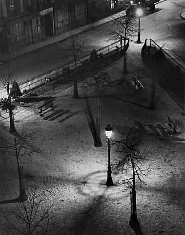 ciudades.- 227.- París 1927.-por André Kertész.-Wach Gallery.-photografie.-artnet