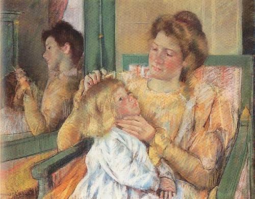 madre.-FGFG.-por Mary Cassatt.-1898.-artnet