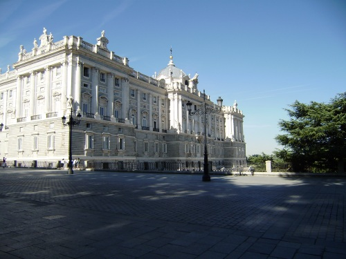 Palacio Real.-A