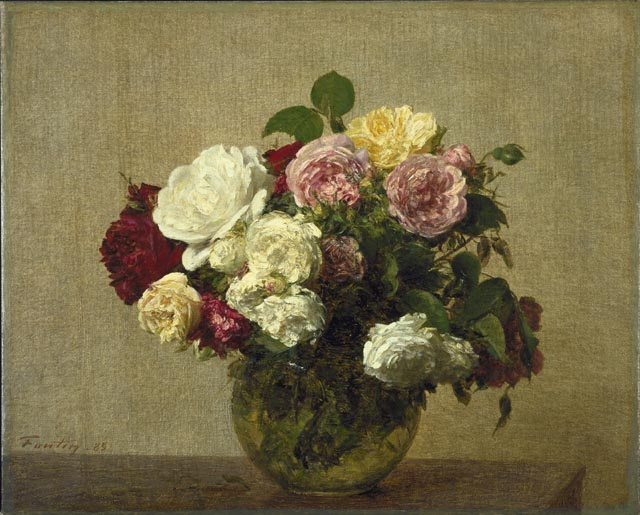 FANTIN-LATOUR.-WRT.-Rosas.-1928.-Museum Syindicate