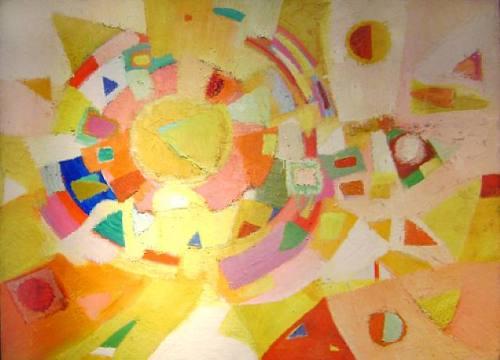 figuras.-7654guop.-por John Grillo.-1965.-Katharina Rich Perlow Gallery.-New York,.- Vordrerer Orient.-artnet