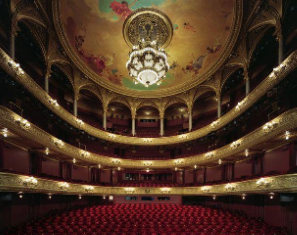 música.-874.-foto por David Leventi.-Opera de Estocolmo.-2008.-Bonni Benrubi Gallery.-photografie.-artnet