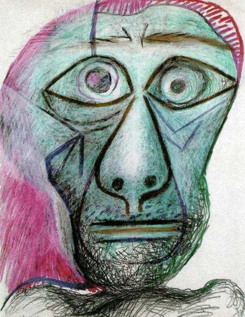 Picasso.-2.-auorretrato 30-6-1972.-elcalamo.cvom