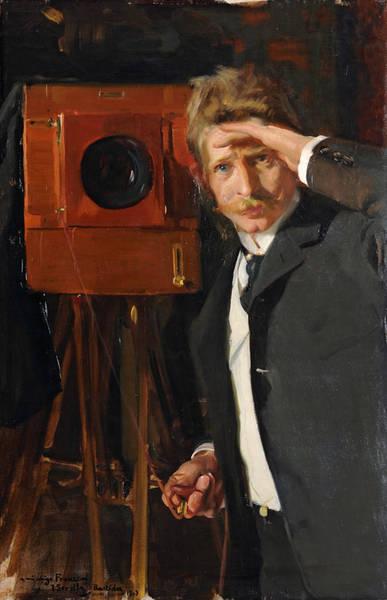 sorolla.-B.-fotógrafo y pintor.-museo del prado