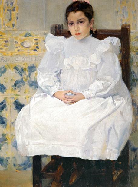 sorolla..-K.-María.-1900