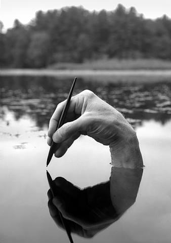 escribir.-334vb.-por Arno Rafael Minkkinen.-2000.-artnet