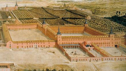 Palacio del Buen Retiro.-2.-atibuido a Jusepe Leonardo.-museo del prado