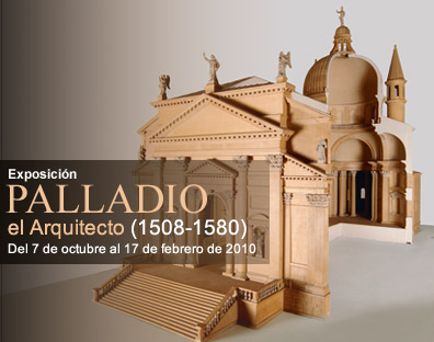 PALLADIO XVXV.-Ciaxa Forum Madrid