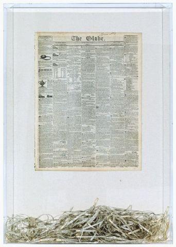 periódicos.-1177.-por Raymond Waters.-2008.-Craig Scott Gallery.-photografie.-artnet