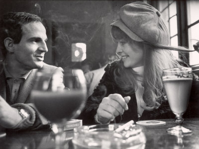 TRUFFAUT .-1.-con Julie Christie en Farrenhit 451.-flims.-Bio