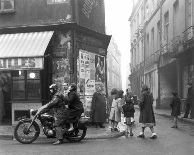 París.-Jules Aarons.-Paris 1953.-artnet