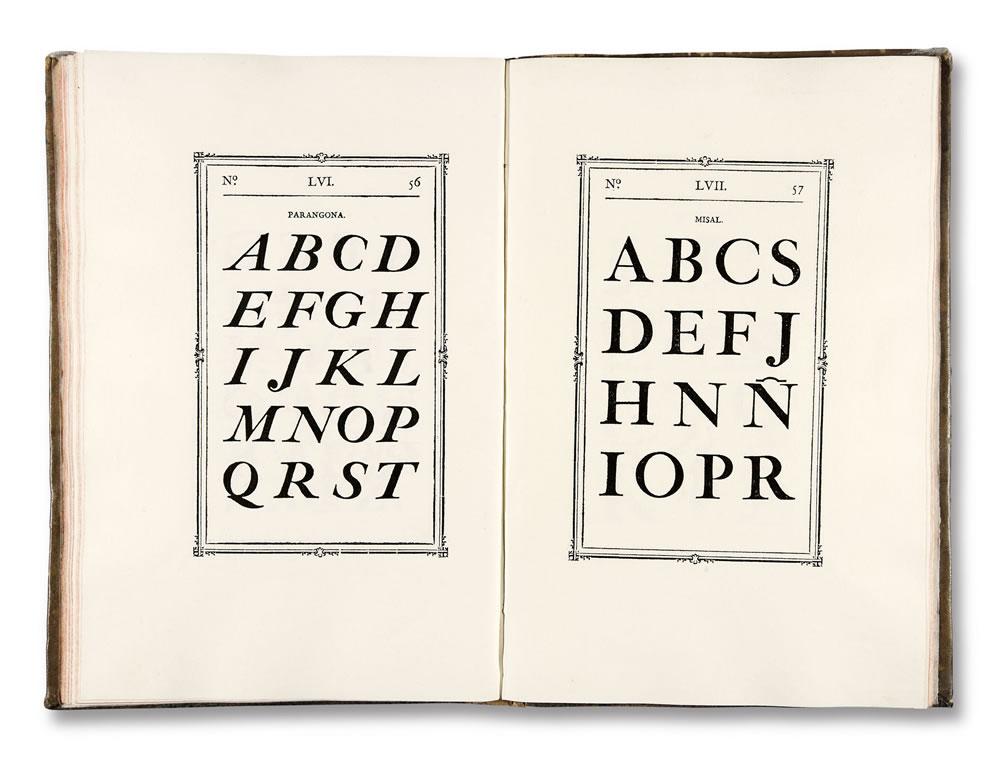 de letras de imprenta: