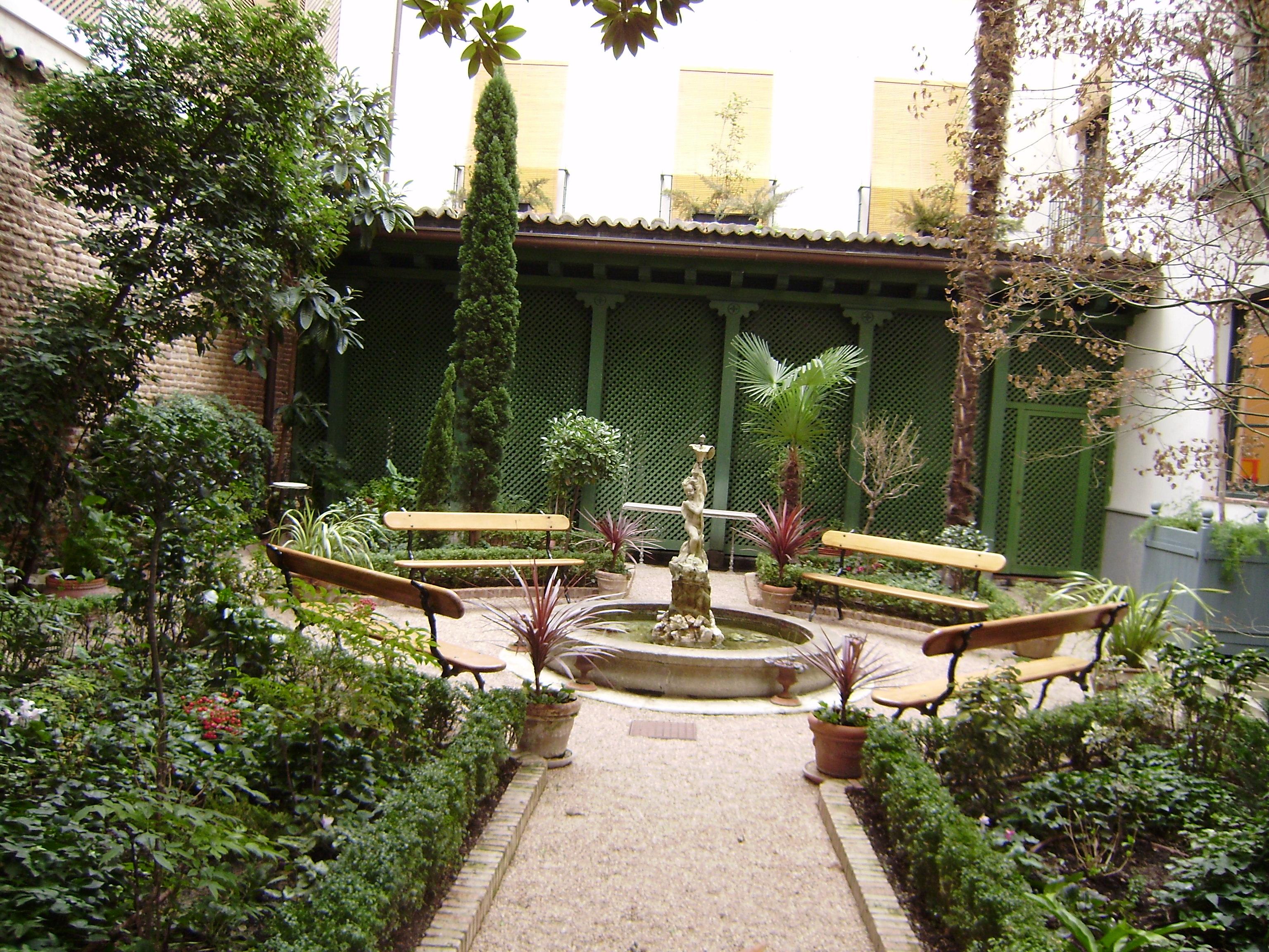 Viejo madrid 24 jardines rom nticos mi siglo for Jardines romanticos