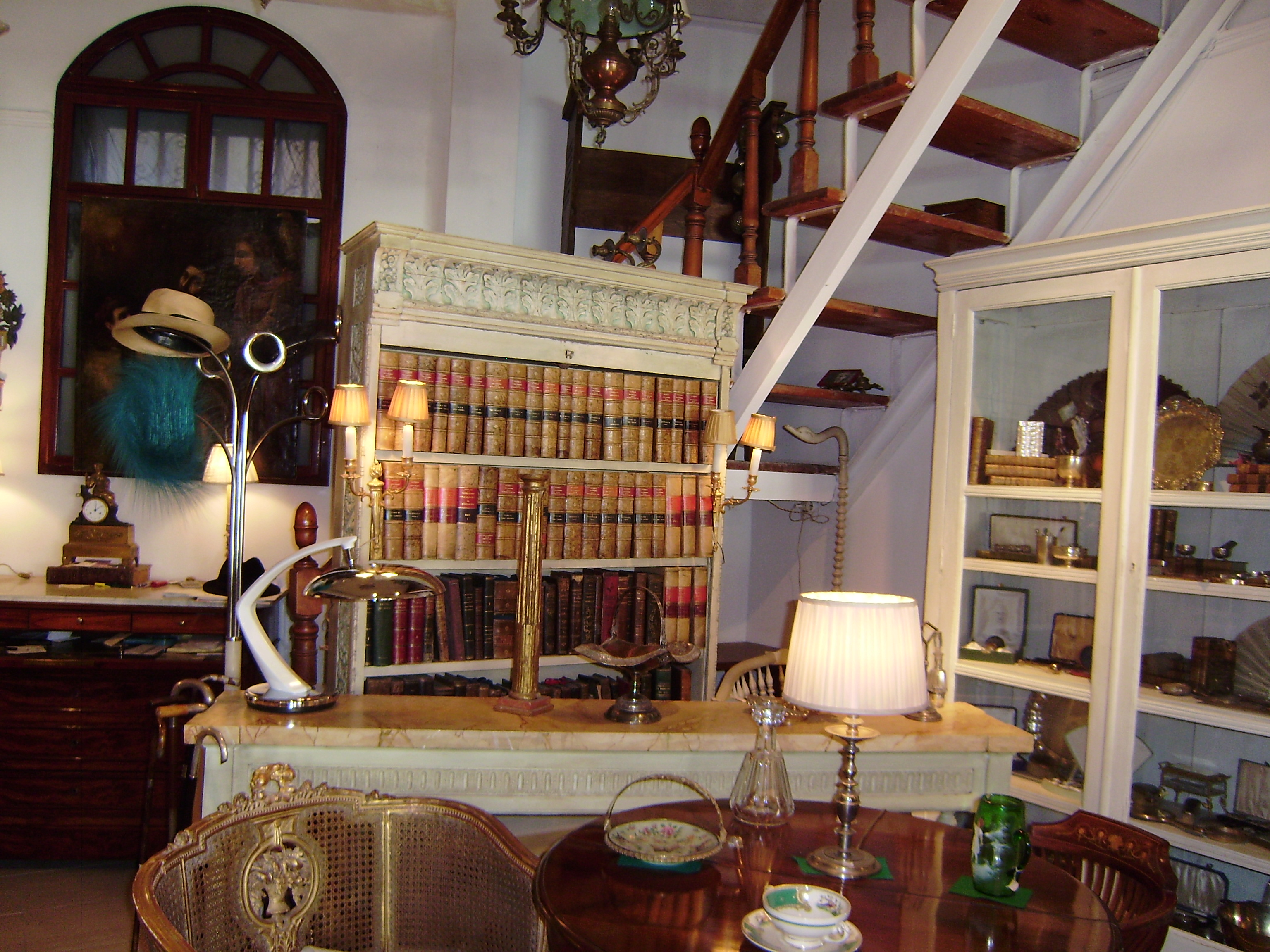 Anticuarios madrid muebles idee per interni e mobili - Muebles siglo xxi ...