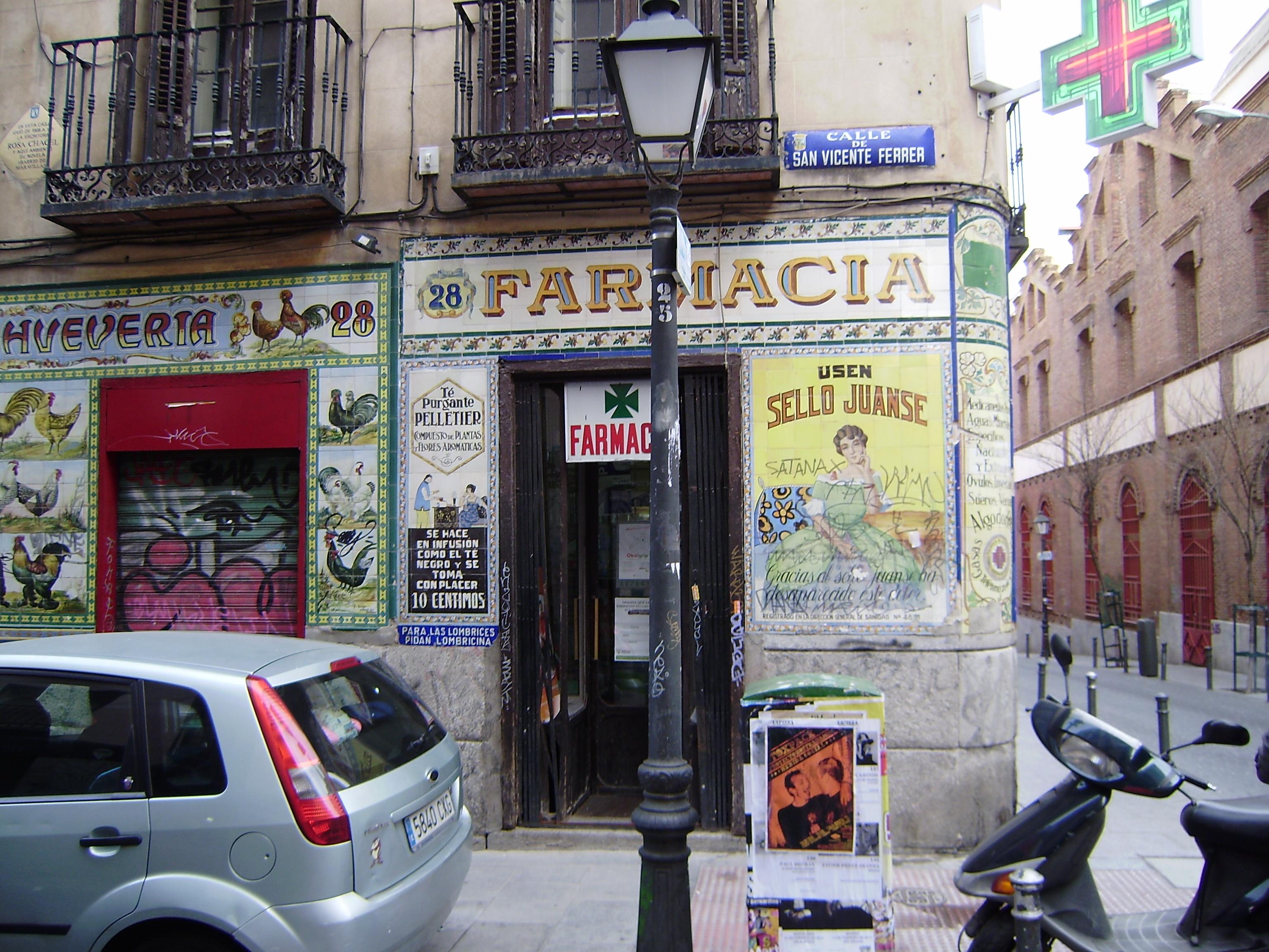 Viejo Madrid 27 Barrio De Maravillas Mi Siglo