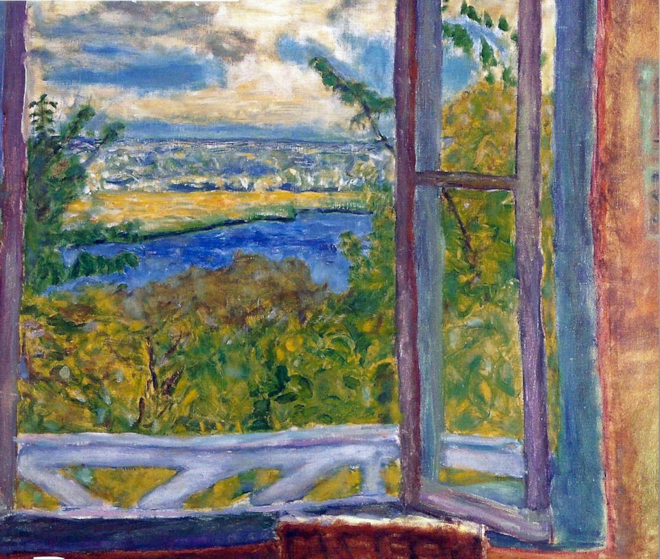 Pierre bonnard mi siglo for Pierre bonnard la fenetre ouverte