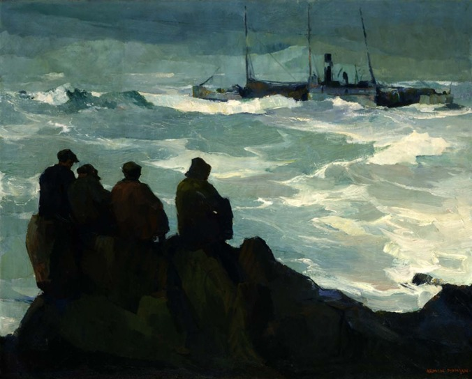 mar.-600n.-Armin Hansen.-1886-1957