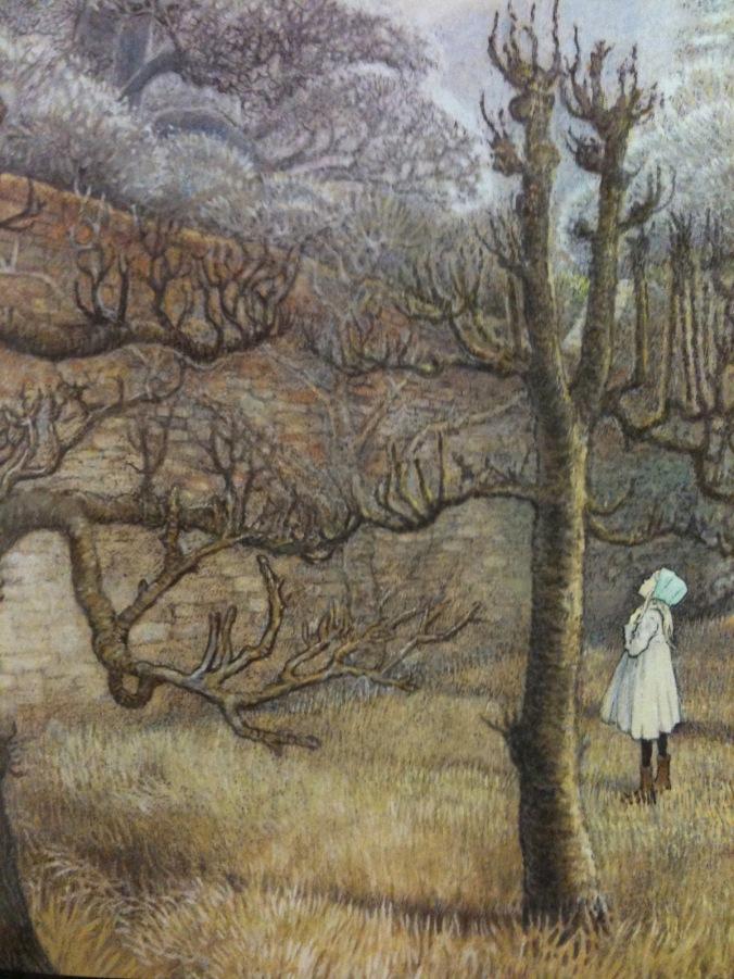 jardines-vvggu-infancia- ilustración de Inga Moore