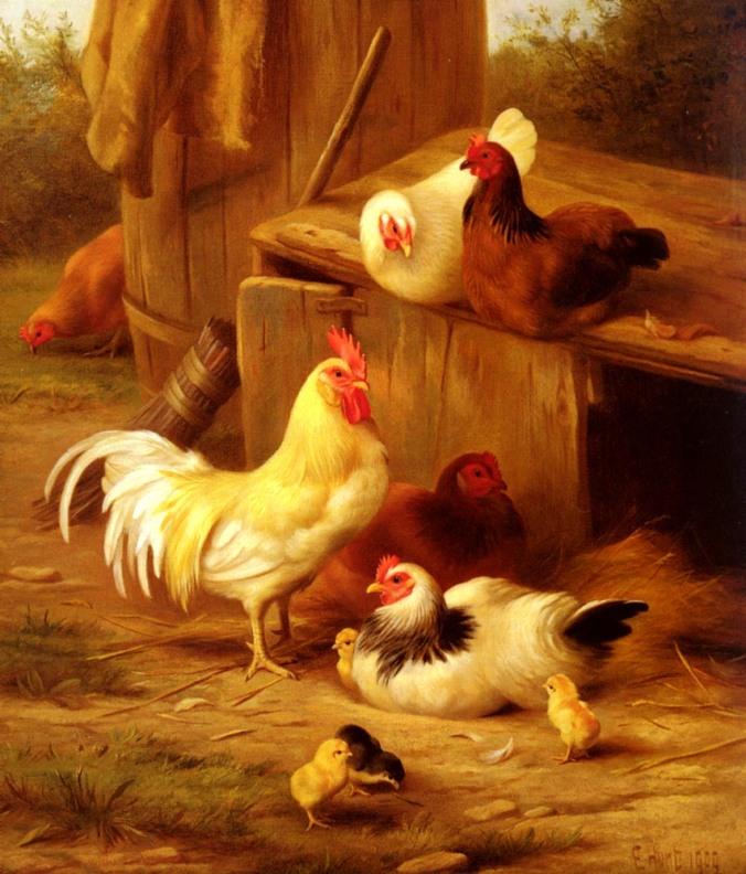 gallina-ediig-Edgar Hunt