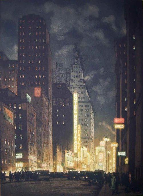 ciudades.-tbyu.-Nueva York.-Tavik Frantisek Simon