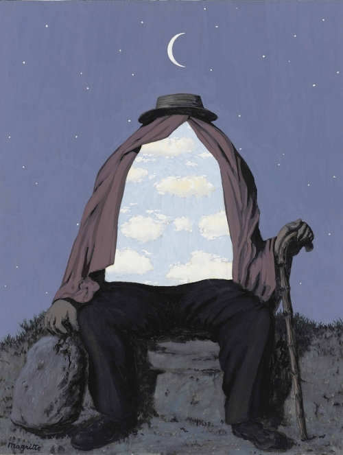 cielos- byyt- René Magritte- mil novecientos sesenta y dos