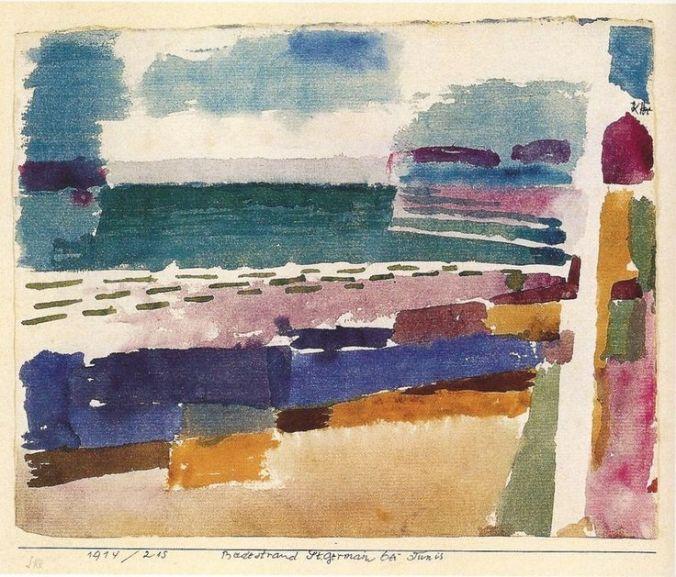 figuras-ews- Paul Klee- mil novecientos catorce