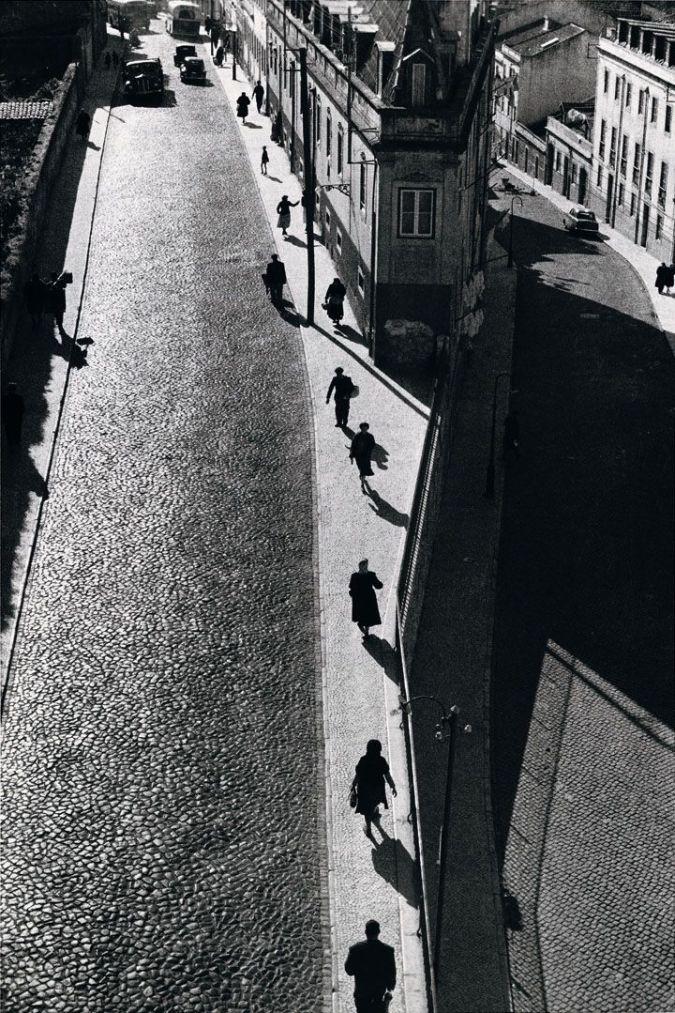 ciudades.-reebb.-Lisboa.-calles.-Gérard Castello-Lopes.-1957