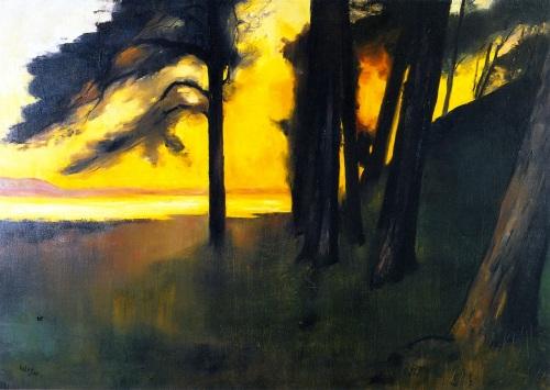 paisajes-bf-arboles-lesser-ury-mil-novecientos-nueve-coleccion-privada