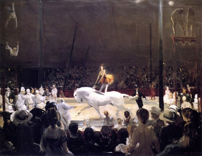 circo-iyt-george-wesley-bellows-mil-novecientos-doce